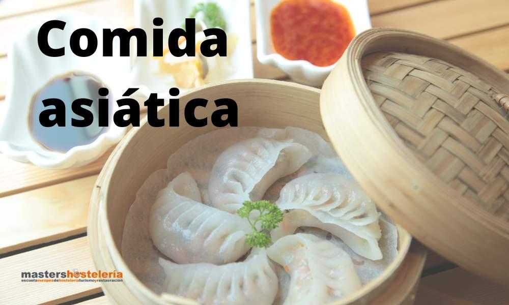 La comida asiática que no puedes dejar de probar