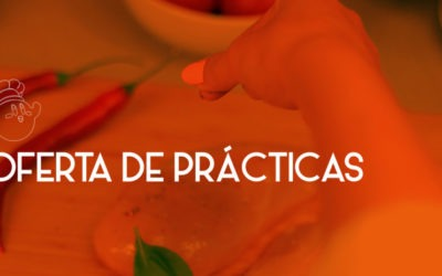 OFERTA DE PRÁCTICAS EN COCINA