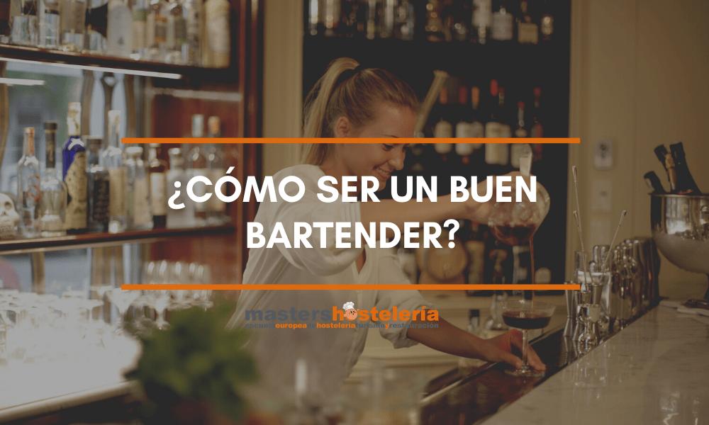 ¿Qué significa la palabra bartender?