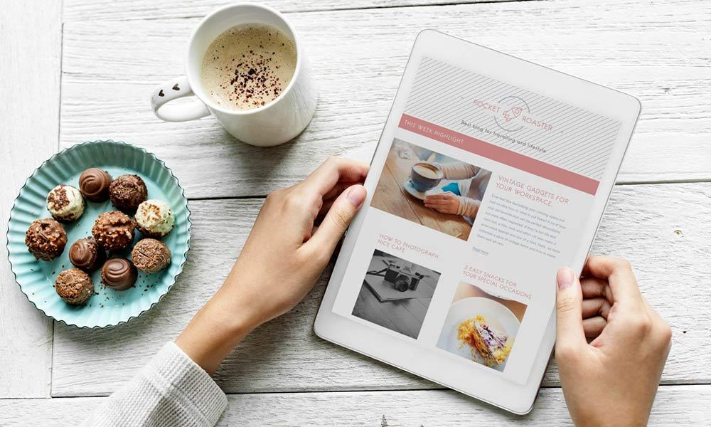 Blog de cocina: tres trucos que debes saber
