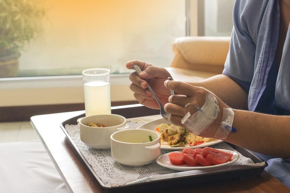 Los principales tipos de dietas hospitalarias